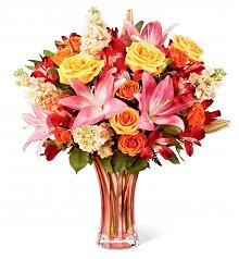 Flower Bouquets: Touch of Spring Bouquet