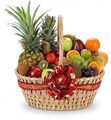 Fruit Gift Baskets: Father's Day Fruit Bounty