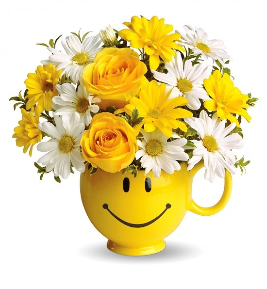 http://www.miamiflowersnballoons.com/images/super/13132a_T431A-Telefloras-Be-Happy-Bouquet.jpg